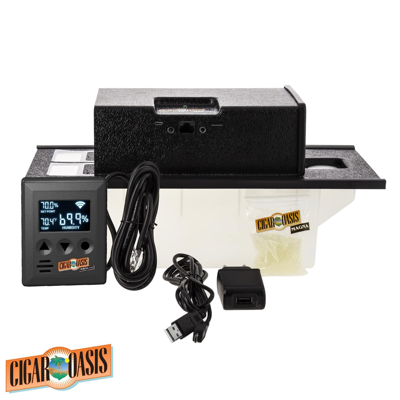 Photo #1 de Humidificateur Electronique Cigar Oasis Magna 3.0