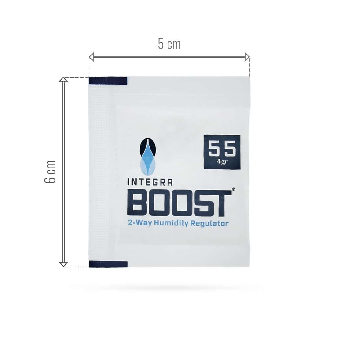 Photo #1 de Humidificateur Integra Boost 55 % 4 g