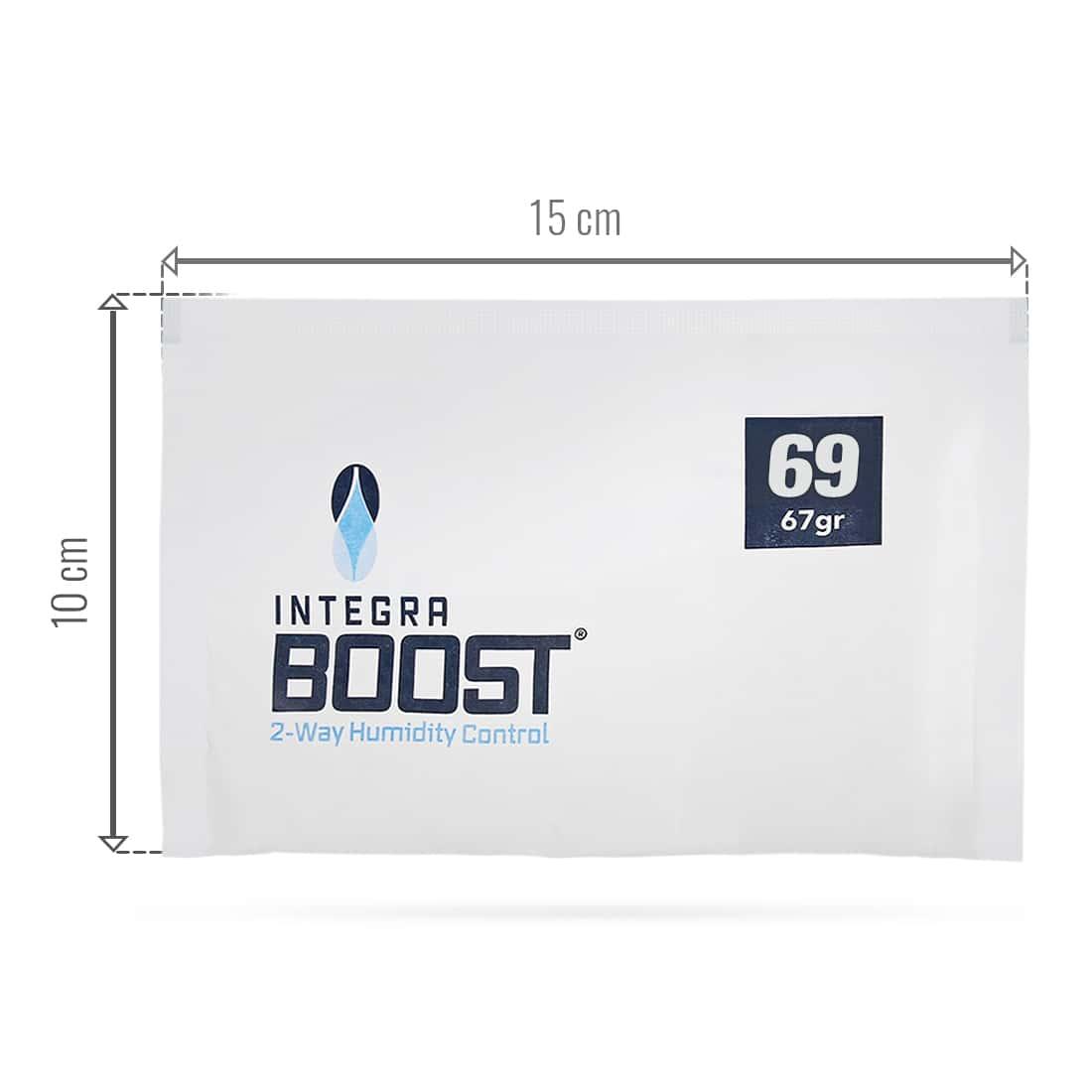 Photo #1 de Humidificateur Integra Boost 69 % 67 g x6