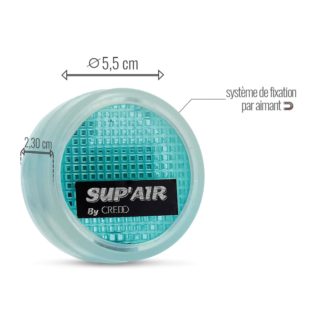 Photo #1 de Humidificateur Sup'Air  40 cigares