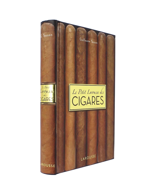 Photo #1 de Le petit Larousse des cigares de Guillaume Tesson