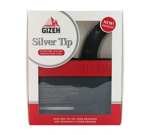 Machine à tuber Gizeh Silver Tip