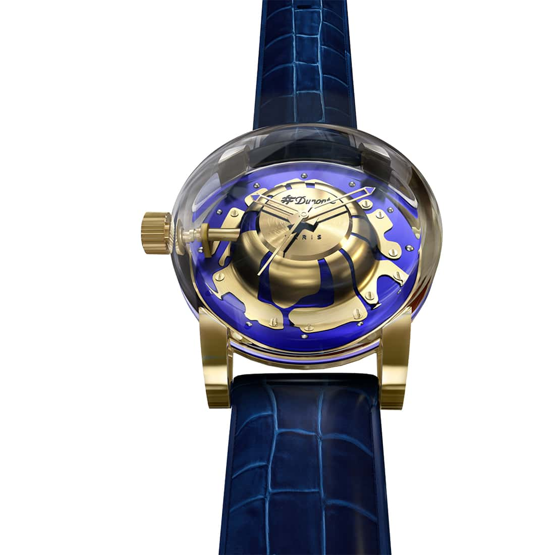 Photo #3 de Montre S.T. Dupont Hyperdome Be Chic