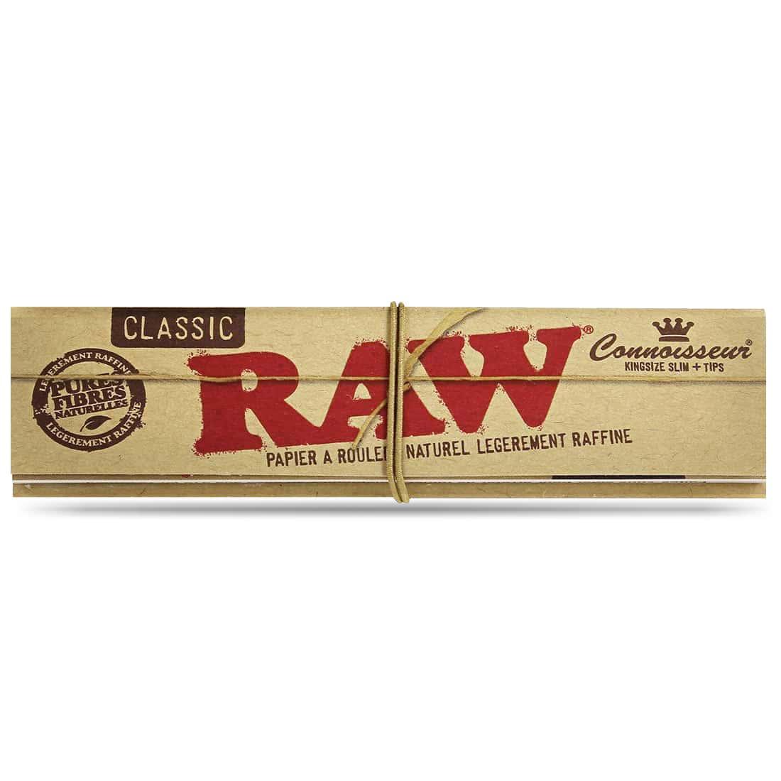 Photo #5 de Pack Découverte Feuille a rouler Raw Slim