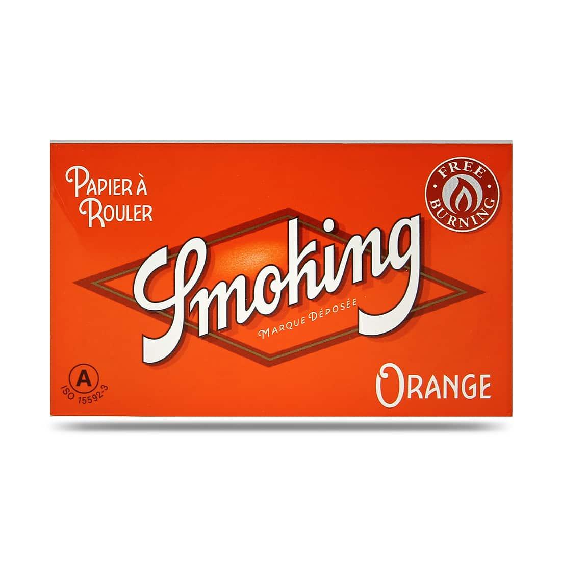 Photo #4 de Pack Découverte Feuille a rouler Smoking Regular