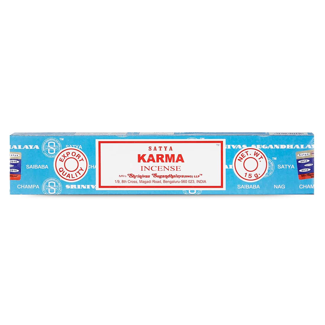Photo #4 de Pack Encens Karma