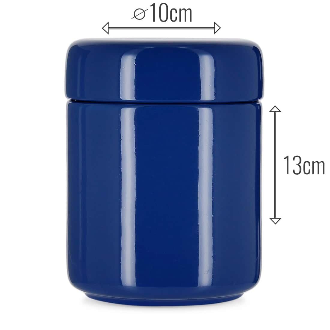 Photo #1 de Pack Fumeur de Pipe Céramique Bleu