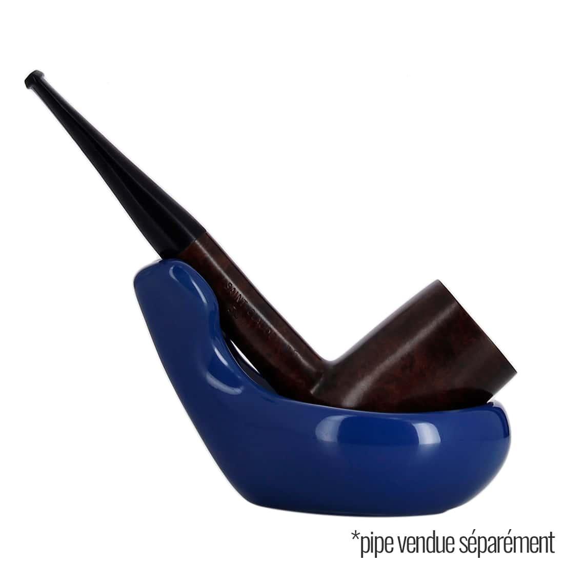 Photo #5 de Pack Fumeur de Pipe Céramique Bleu