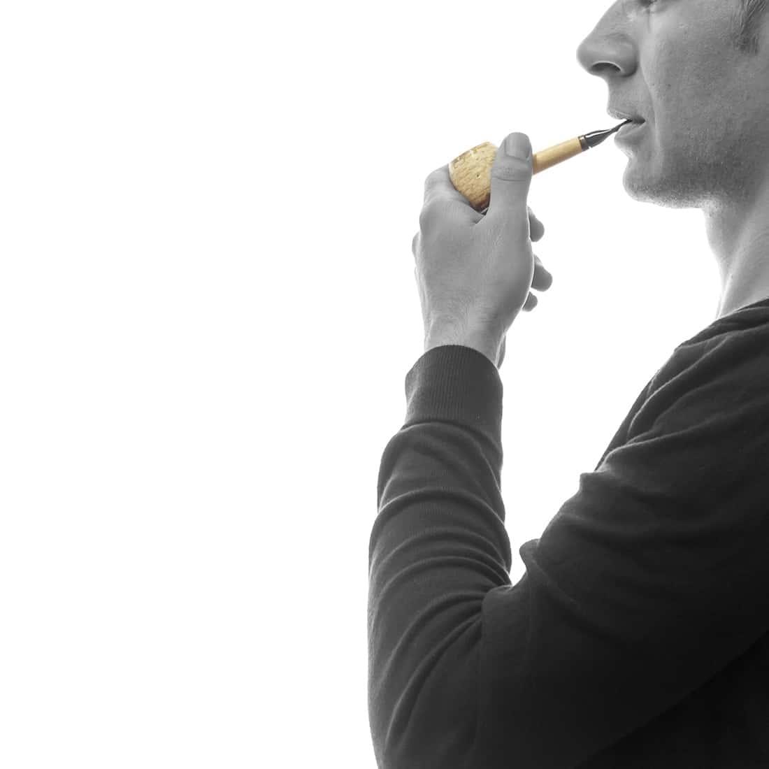 Photo #1 de Pack Fumeur de Pipe Maïs Missouri Poli