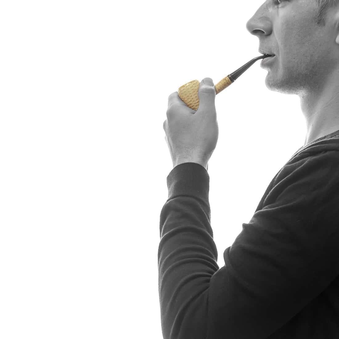 Photo #1 de Pack Fumeur de Pipe Maïs Missouri Washington Cintrée