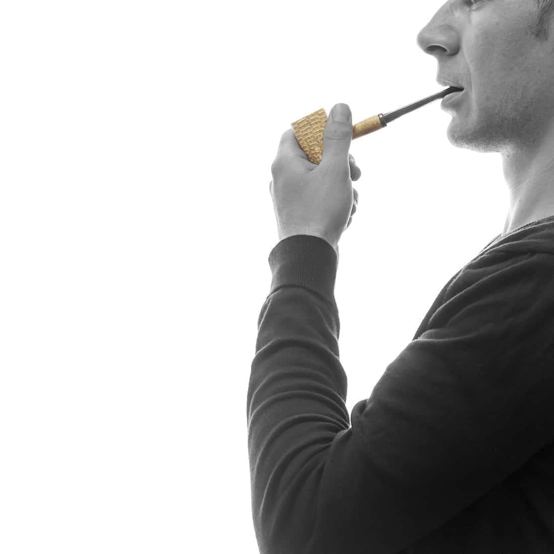 Photo #1 de Pack Fumeur de Pipe Maïs Missouri Washington Droite
