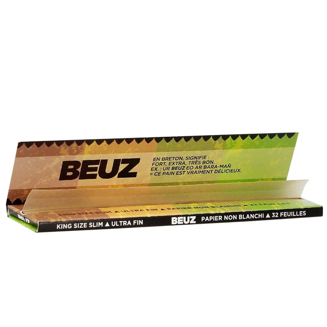 Photo #1 de Papier a rouler Beuz Slim Brown x1