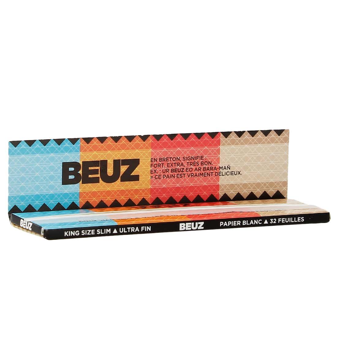 Photo #1 de Papier a rouler Beuz Slim x10