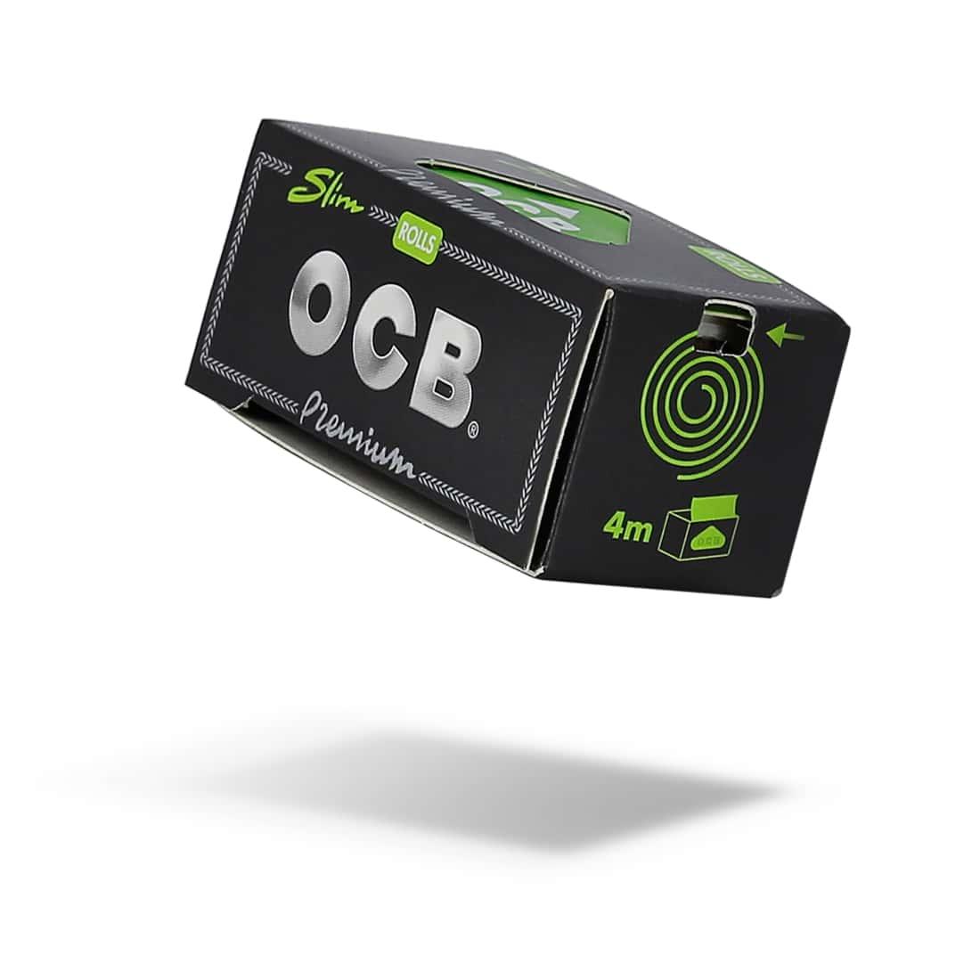 Photo #1 de Papier à rouler OCB Rolls Premium X10