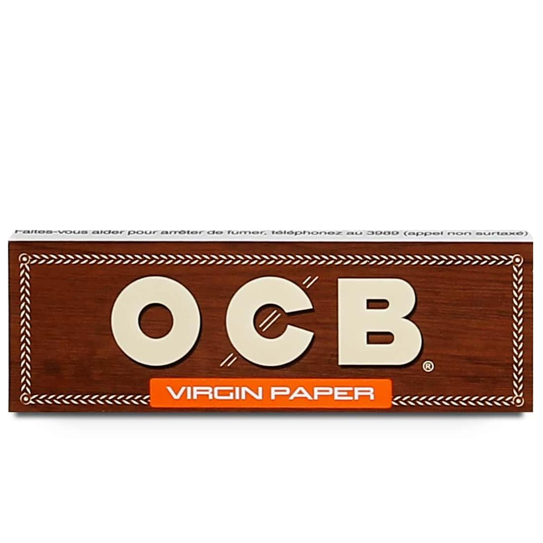 Photo #2 de Papier a rouler OCB Virgin 1 1/4 x 25