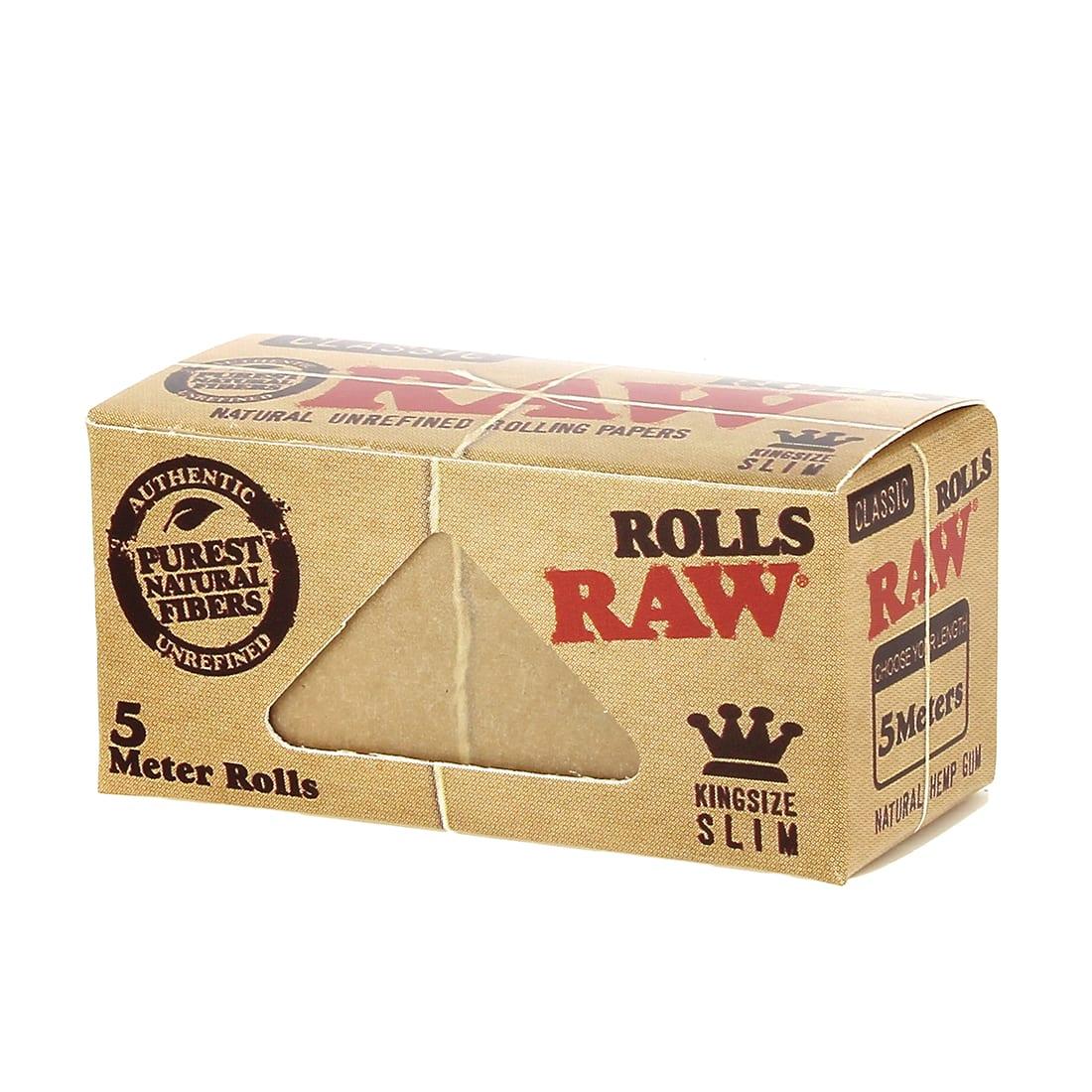 Photo #1 de Papier à rouler Raw Rolls X 12