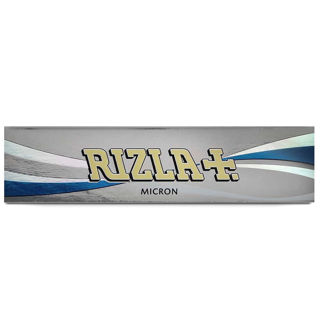Photo #2 de Papier à rouler Rizla + Micron slim PACK de 3