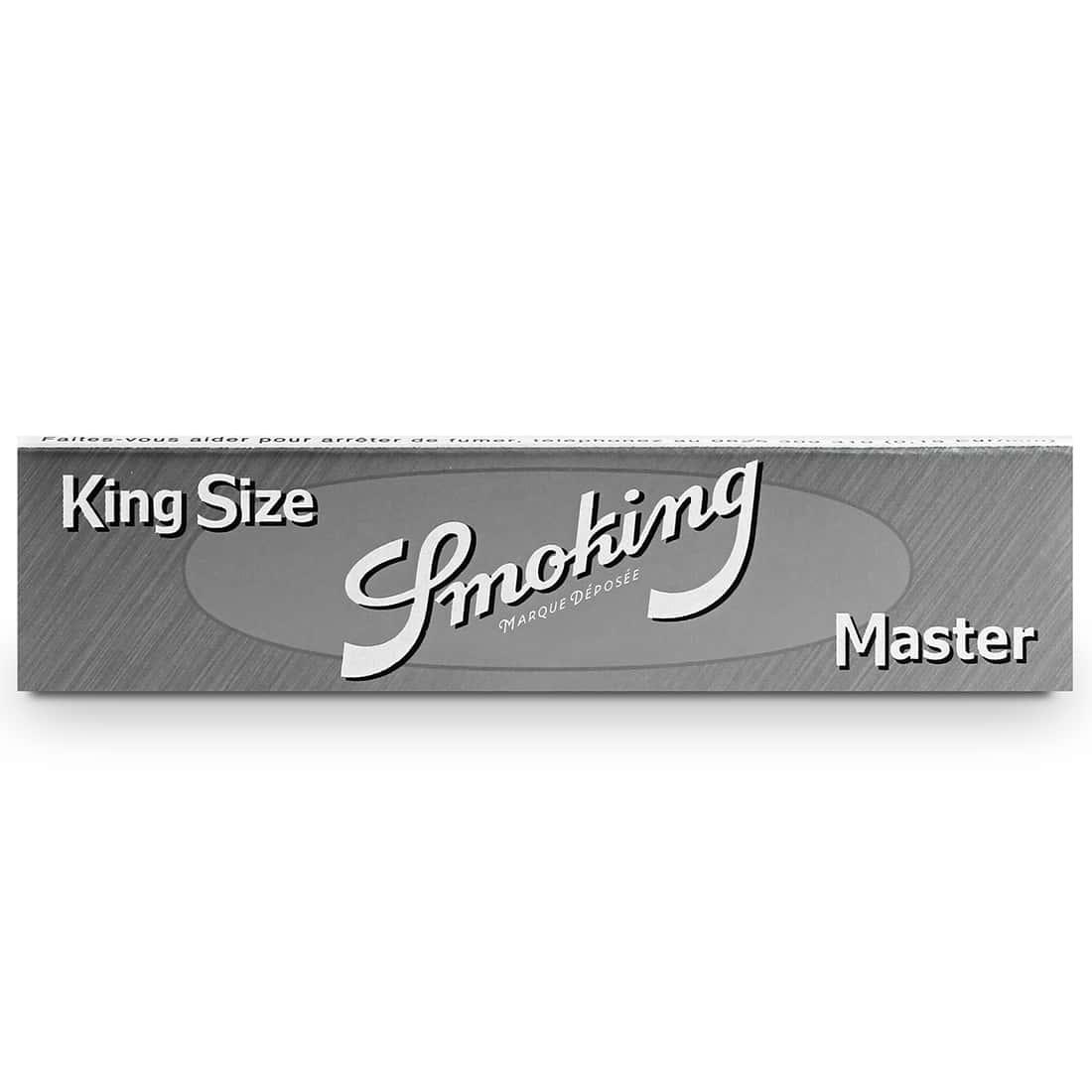 Photo #2 de Papier à rouler Smoking KS Master x50 PACK de 3