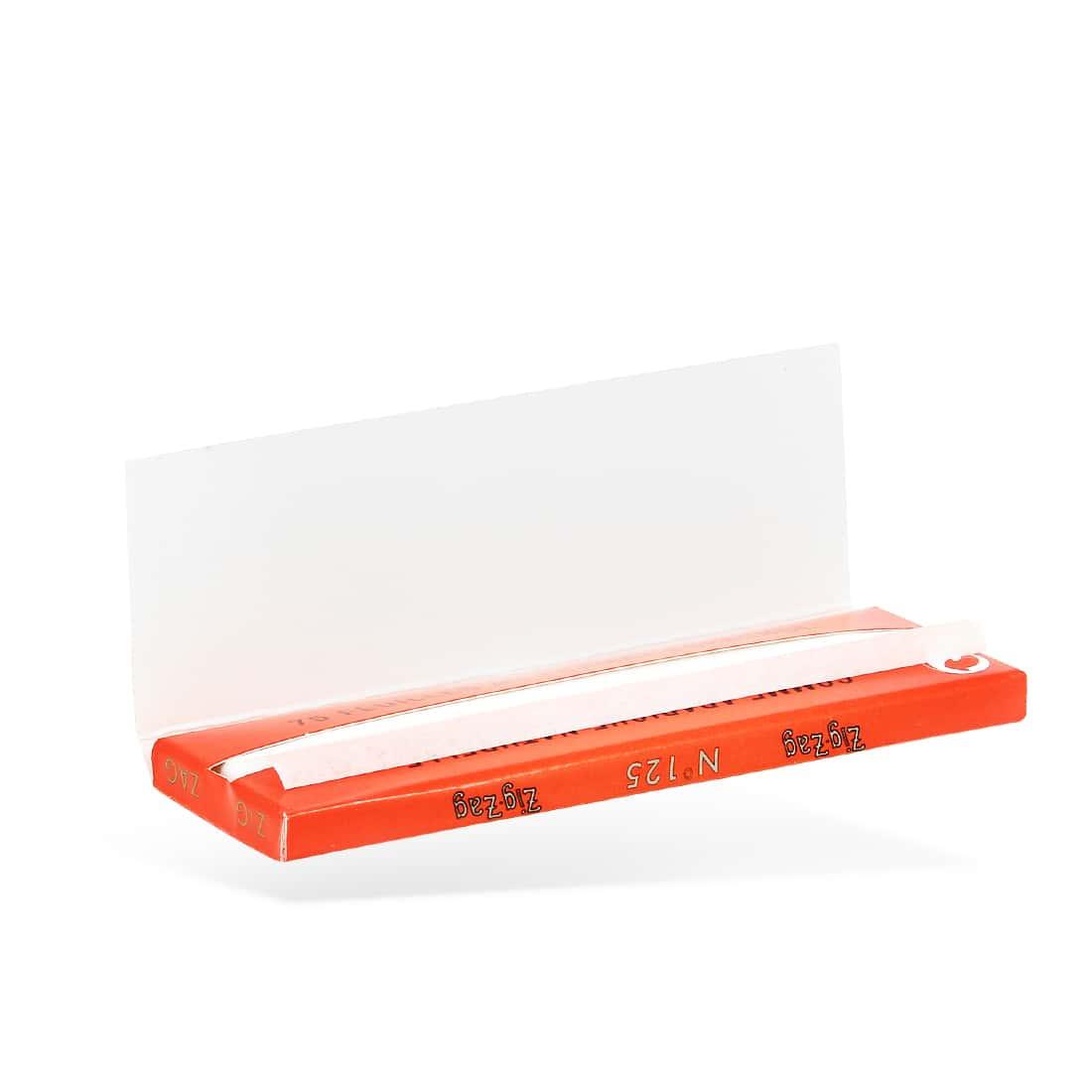 Photo #1 de Papier à rouler Zig Zag Orange x 25
