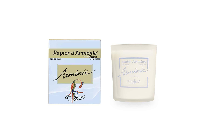 Photo #2 de Bougie Parfumée papier d'Arménie