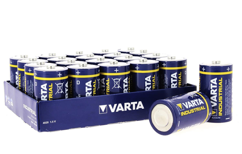 Photo #3 de Pile LR20 1.5V Alkaline Varta