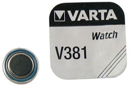 Photo #1 de Pile Oxyde d'Argent Varta V381