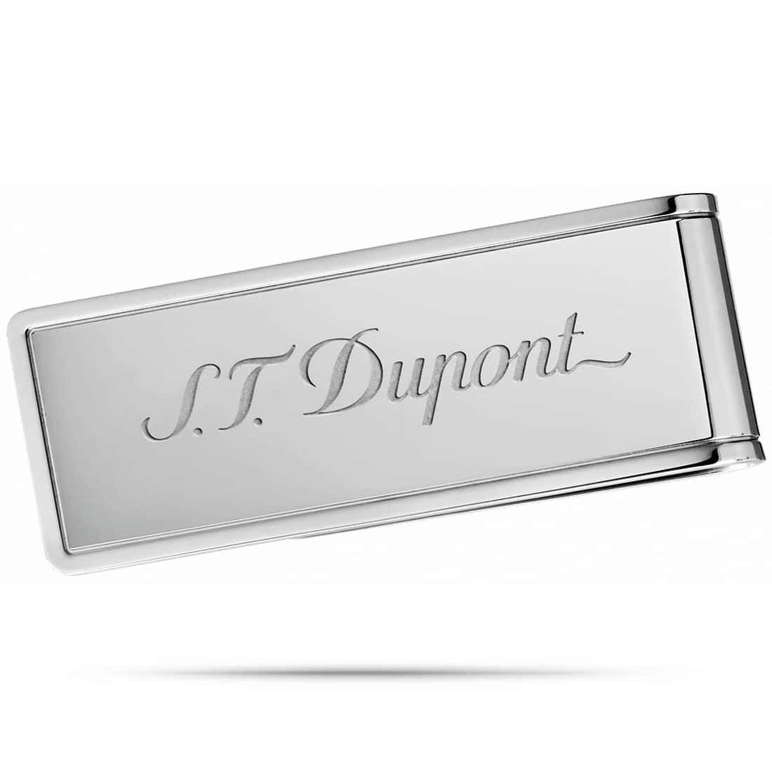 Photo #1 de Pince à billets S.T. Dupont Blason