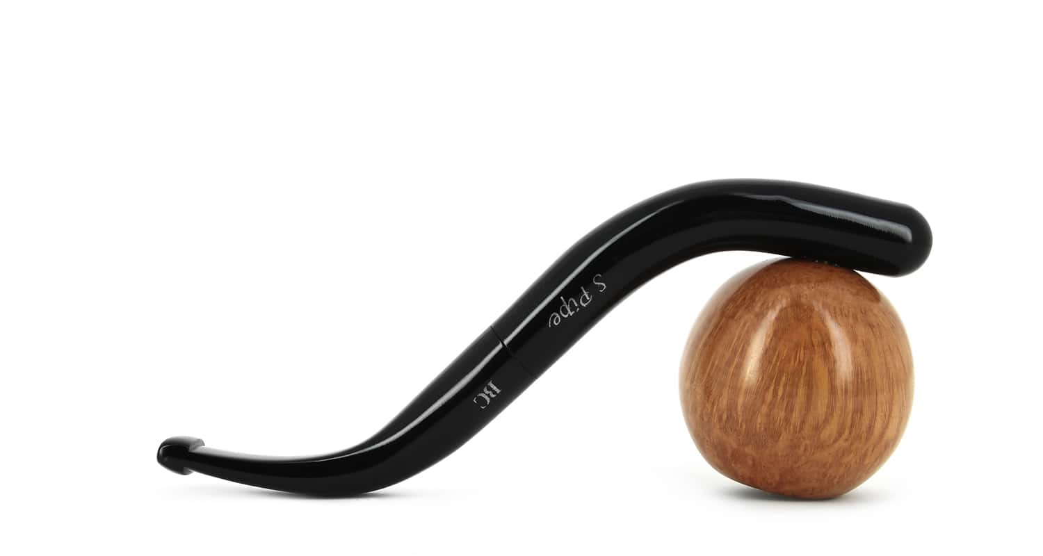 Photo #2 de Pipe Butz Choquin S pipe boule Nature