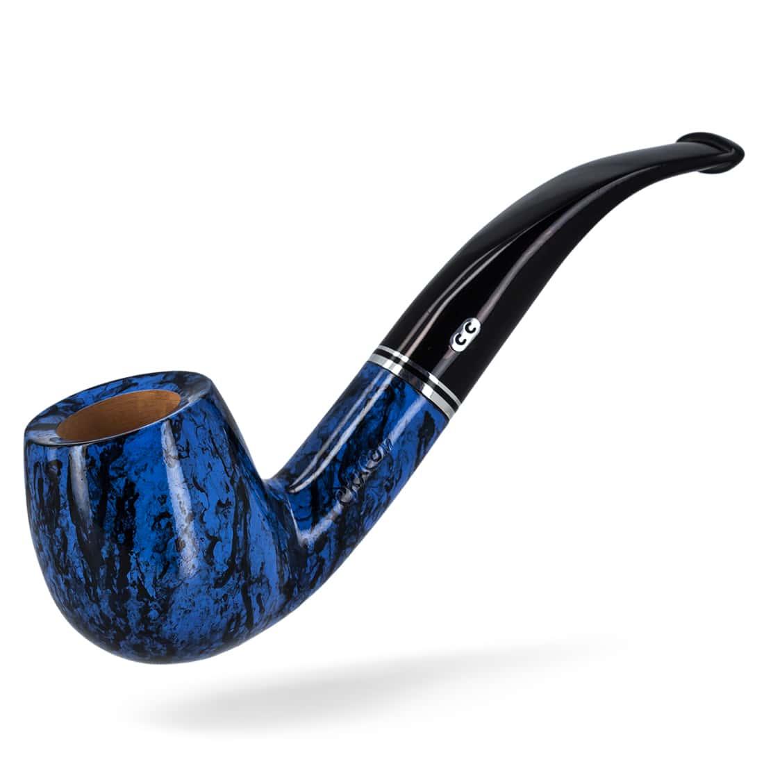 Photo #2 de pipe Chacom Atlas bleu 268
