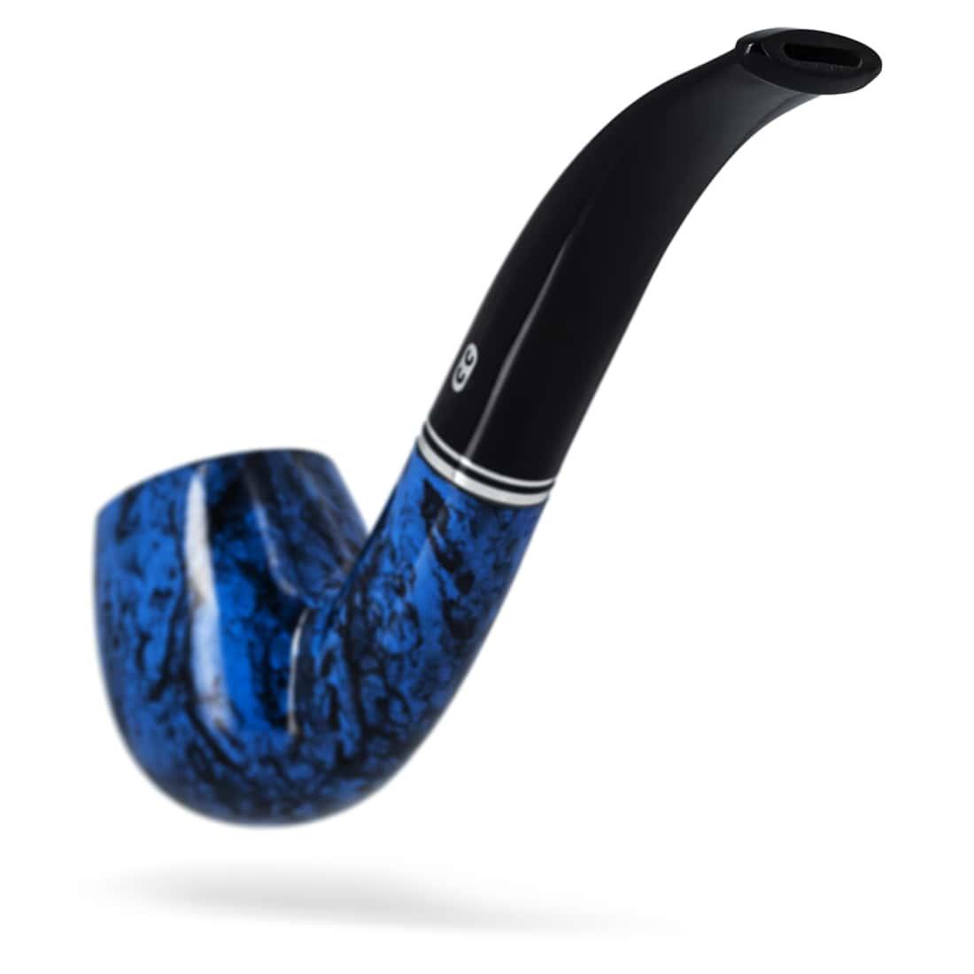 Photo #3 de pipe Chacom Atlas bleu 268