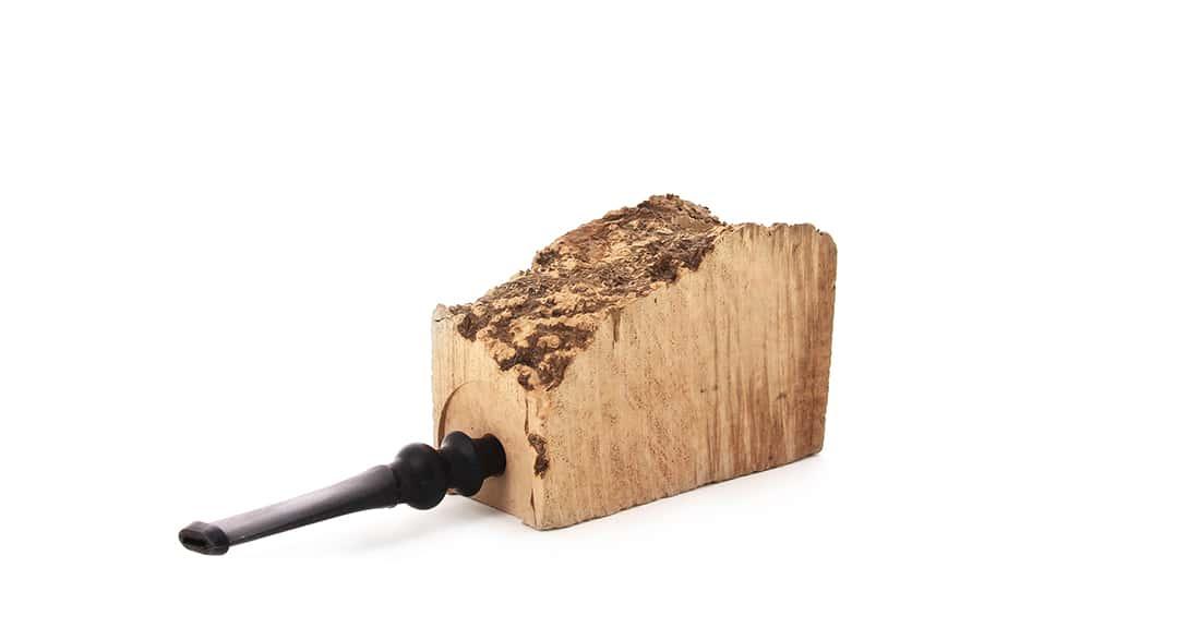 Photo #4 de Pipe croute de bruyère droite