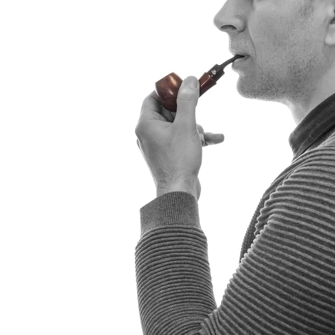 Photo #1 de Pipe de Cogolin Brule Gueule Sifflet