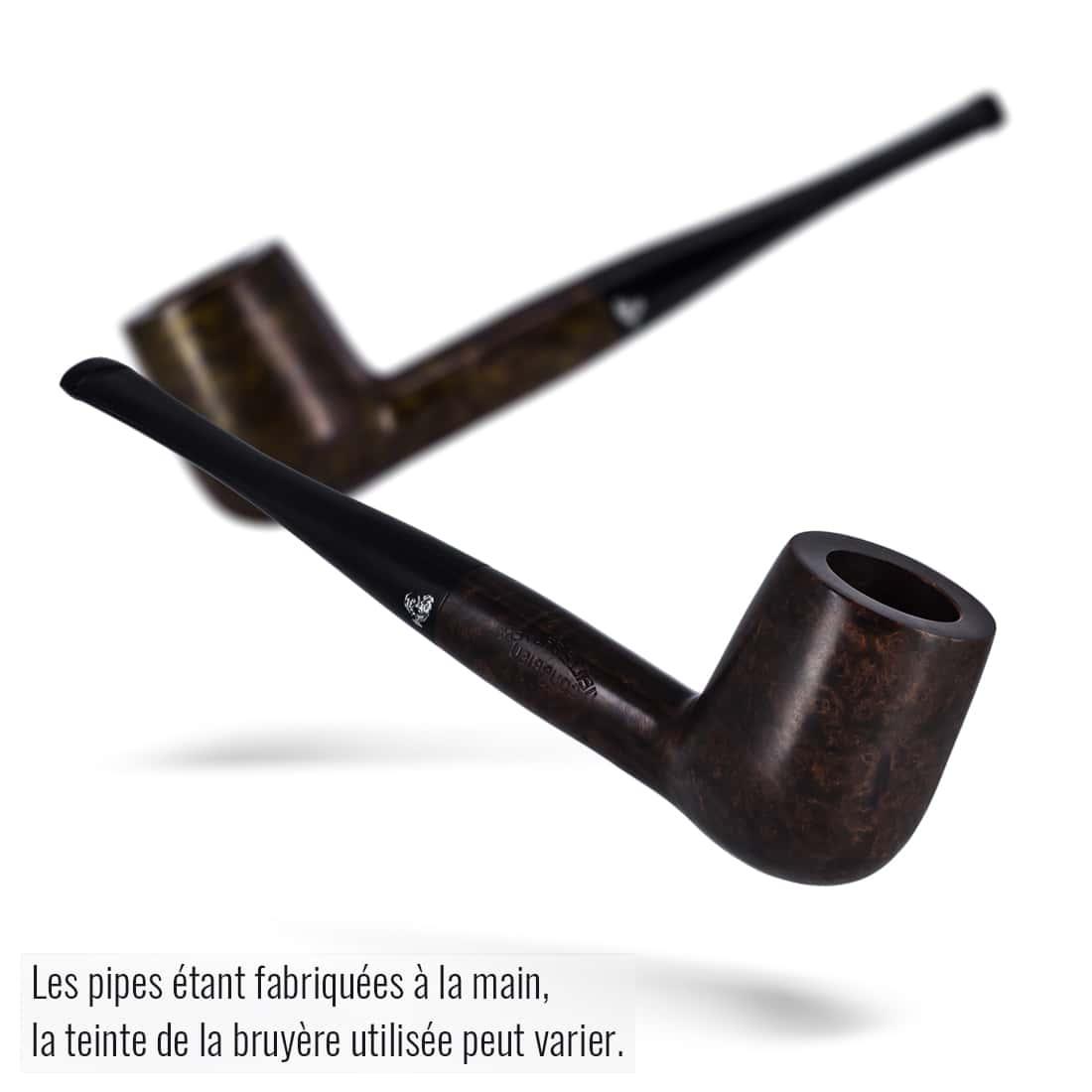 Photo #3 de Pipe de Cogolin Droite Cirée 20
