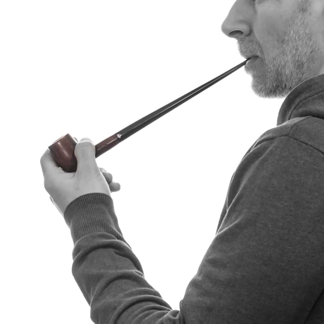 Photo #1 de Pipe de Cogolin Vieille Bruyère Extra Longue