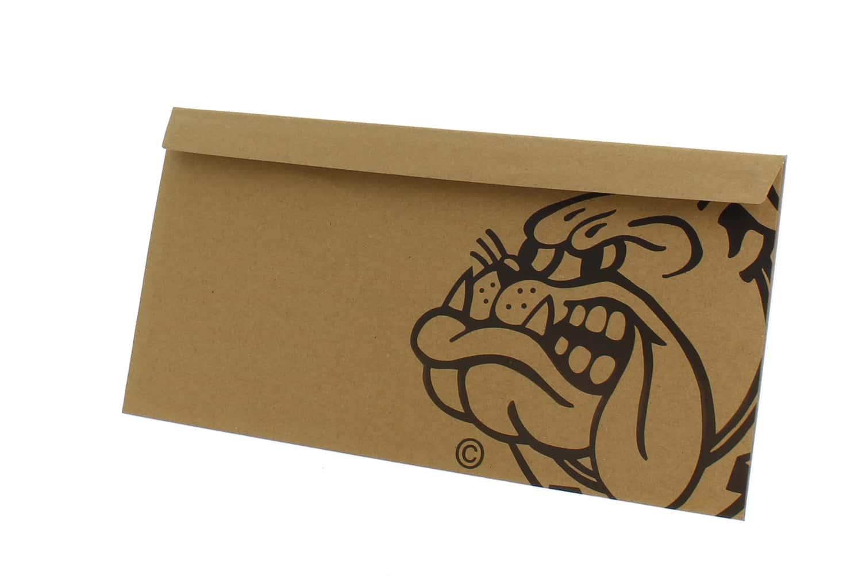 Photo #1 de Plaque métal The Bulldog