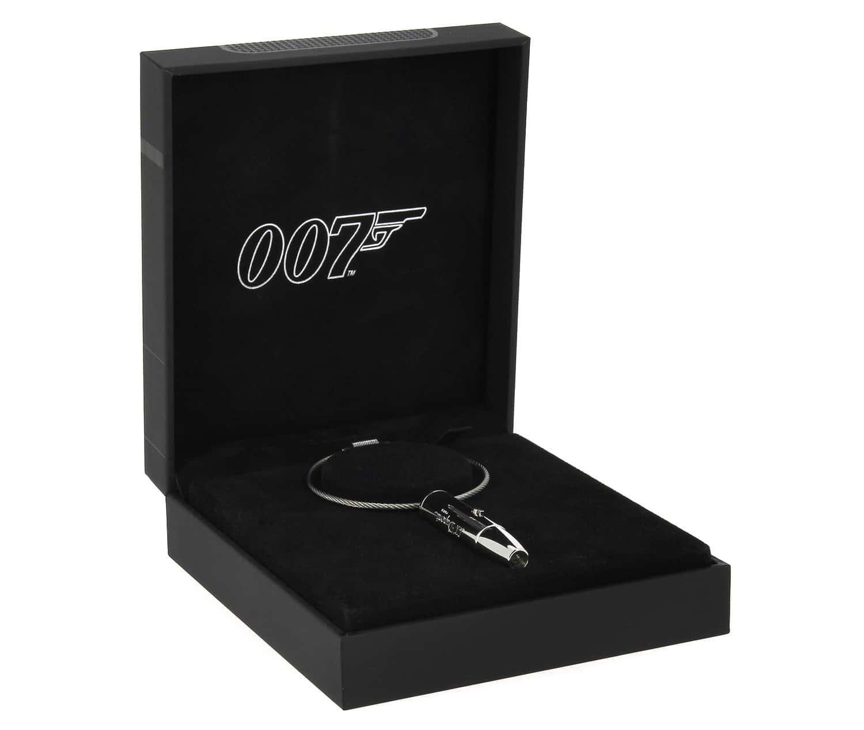 Photo #3 de Porte Clés St Dupont Cable James Bond