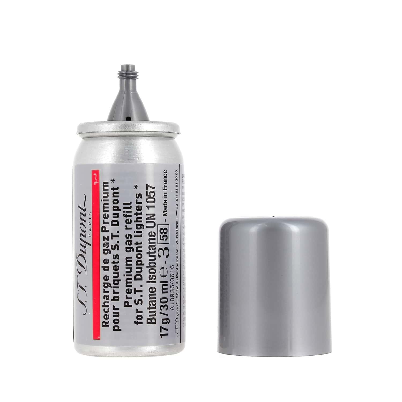 Photo #1 de Recharge gaz rouge premium S.T. Dupont 435 x2