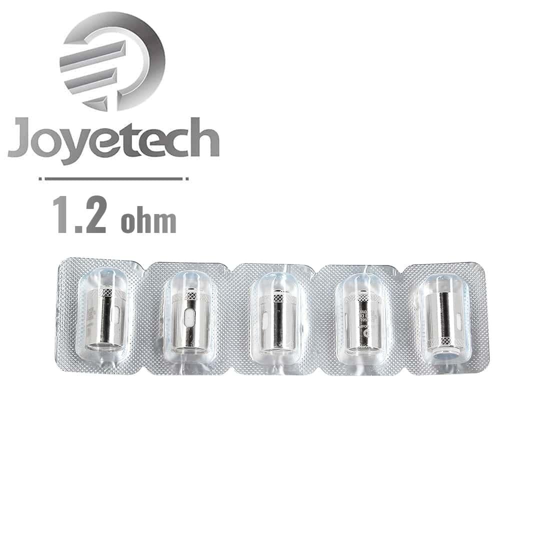 Photo #1 de Résistance Joyetech EX 1.2 Ω pack de 5