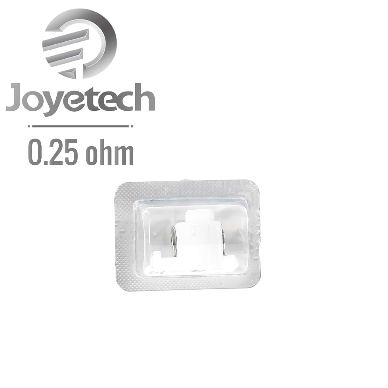 Photo #2 de Résistance JVIC Joyetech Dolphin 0.25 Ω pack de 5