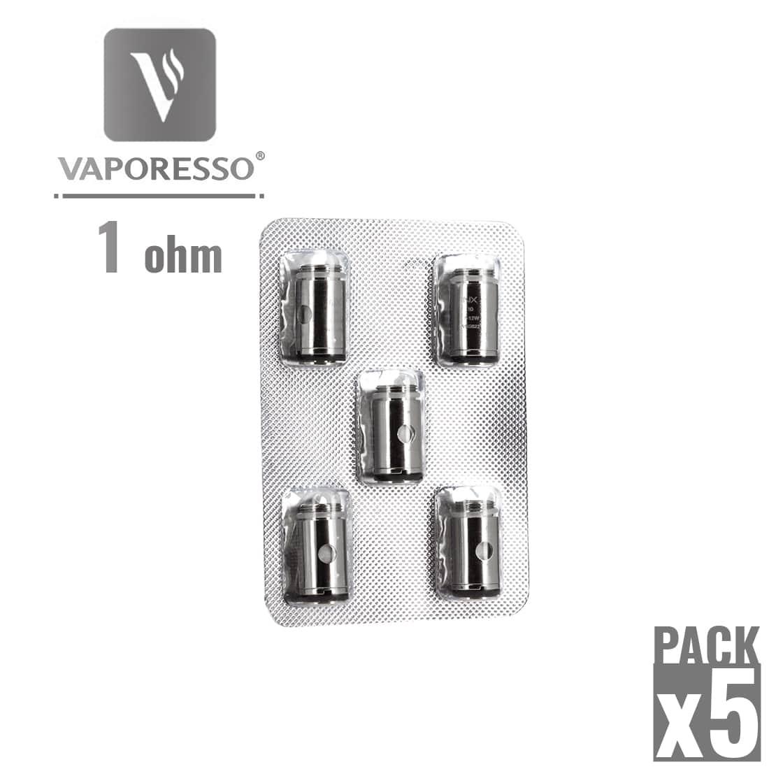 Photo #1 de Résistance Vaporesso NX pack de 5