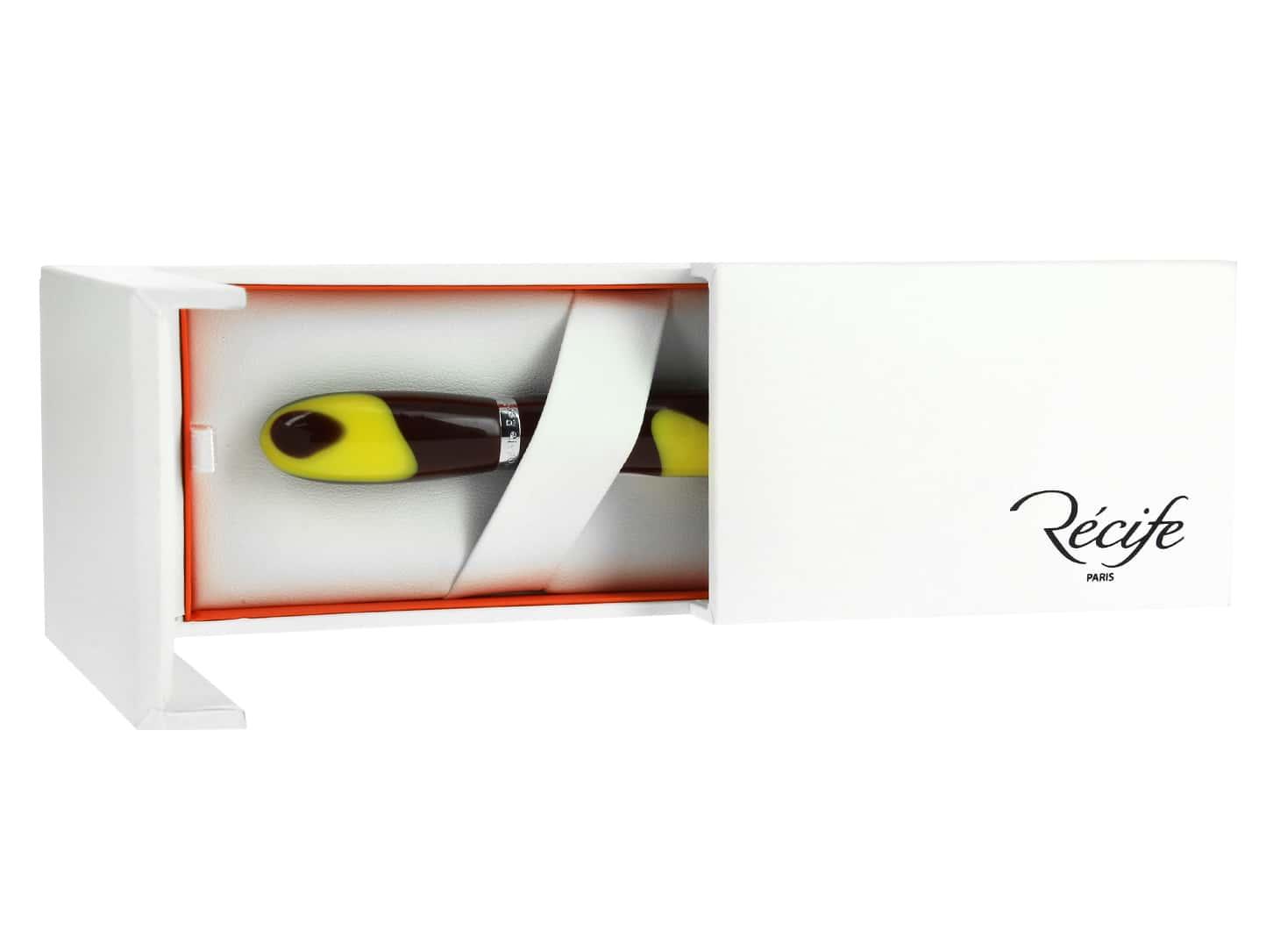 Photo #1 de Stylo Récife Spoutnik savane roller