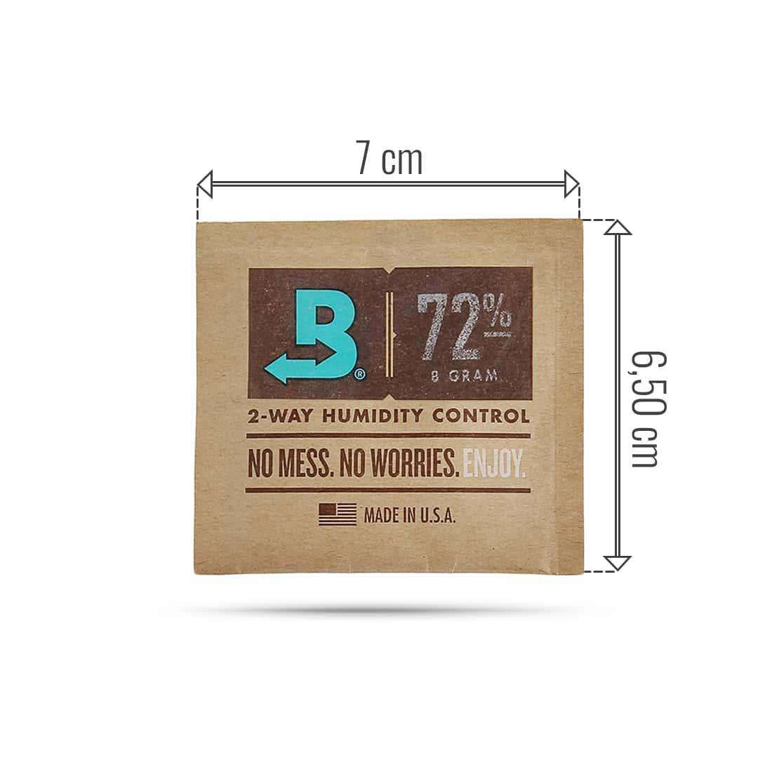Photo #1 de Système Humidipak petit modèle pour Cave ou Etui 72 %