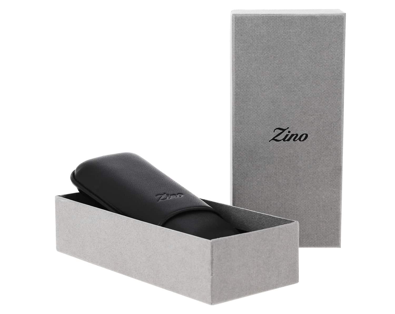 Photo #2 de Etui à cigare Zino R-2 soft touch noir