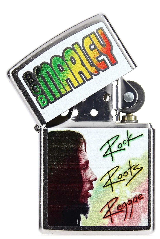 Photo #1 de Zippo Bob Marley 60002096