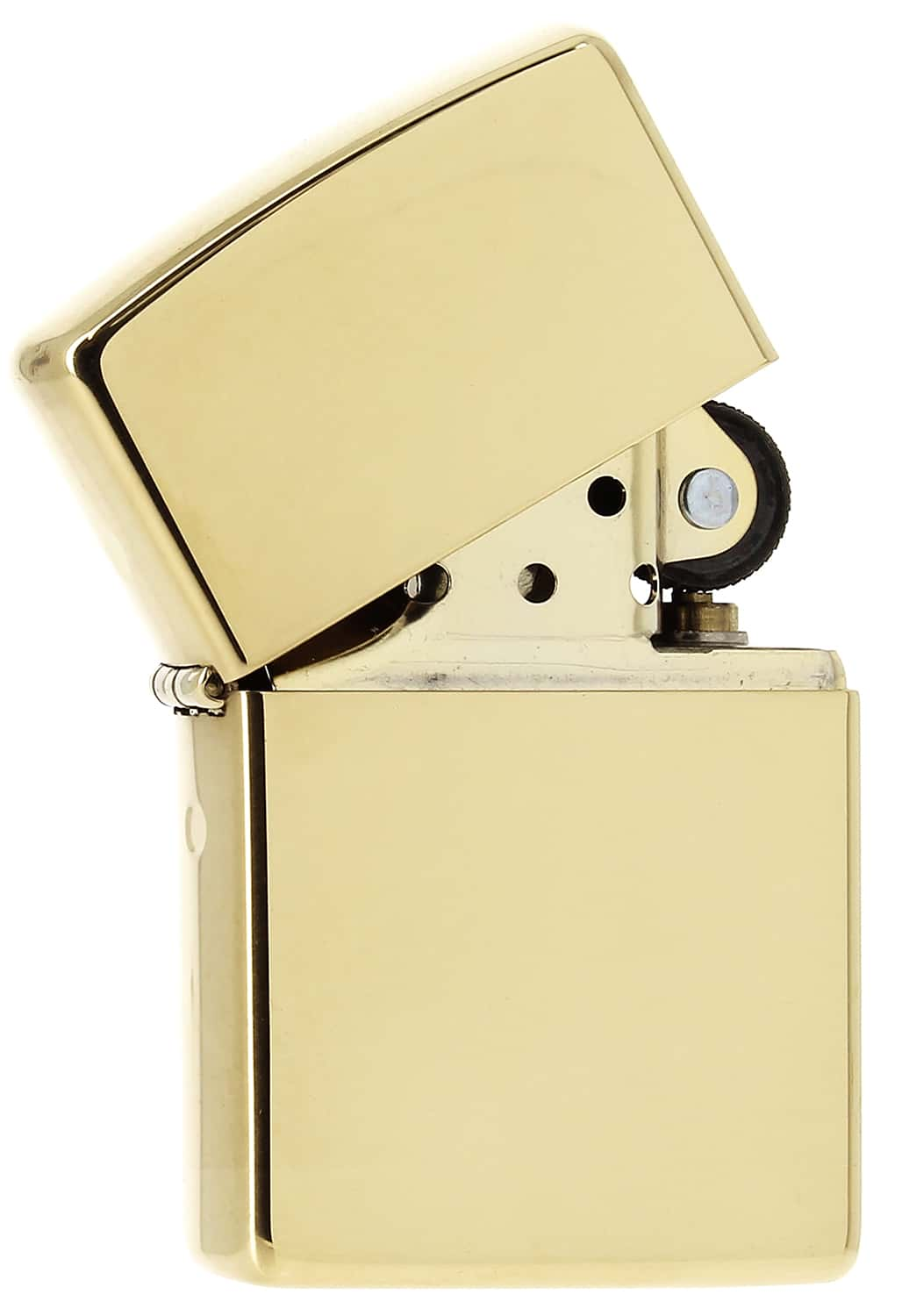 Photo #1 de Zippo High Polish brass 850037