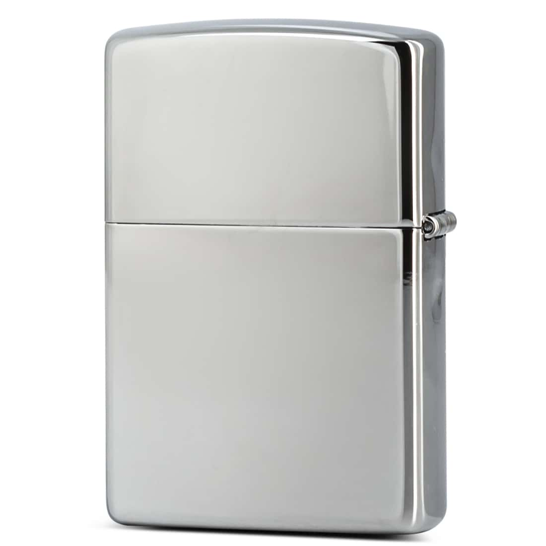 Photo #2 de Zippo high polish chromé grand modèle 850035