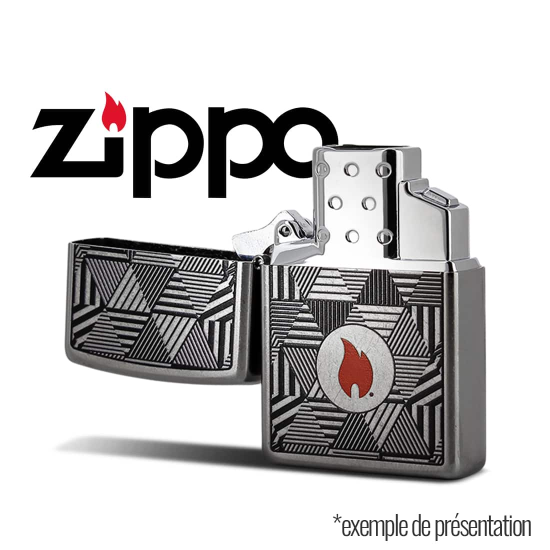 Photo #3 de Zippo Insert Arc Electrique
