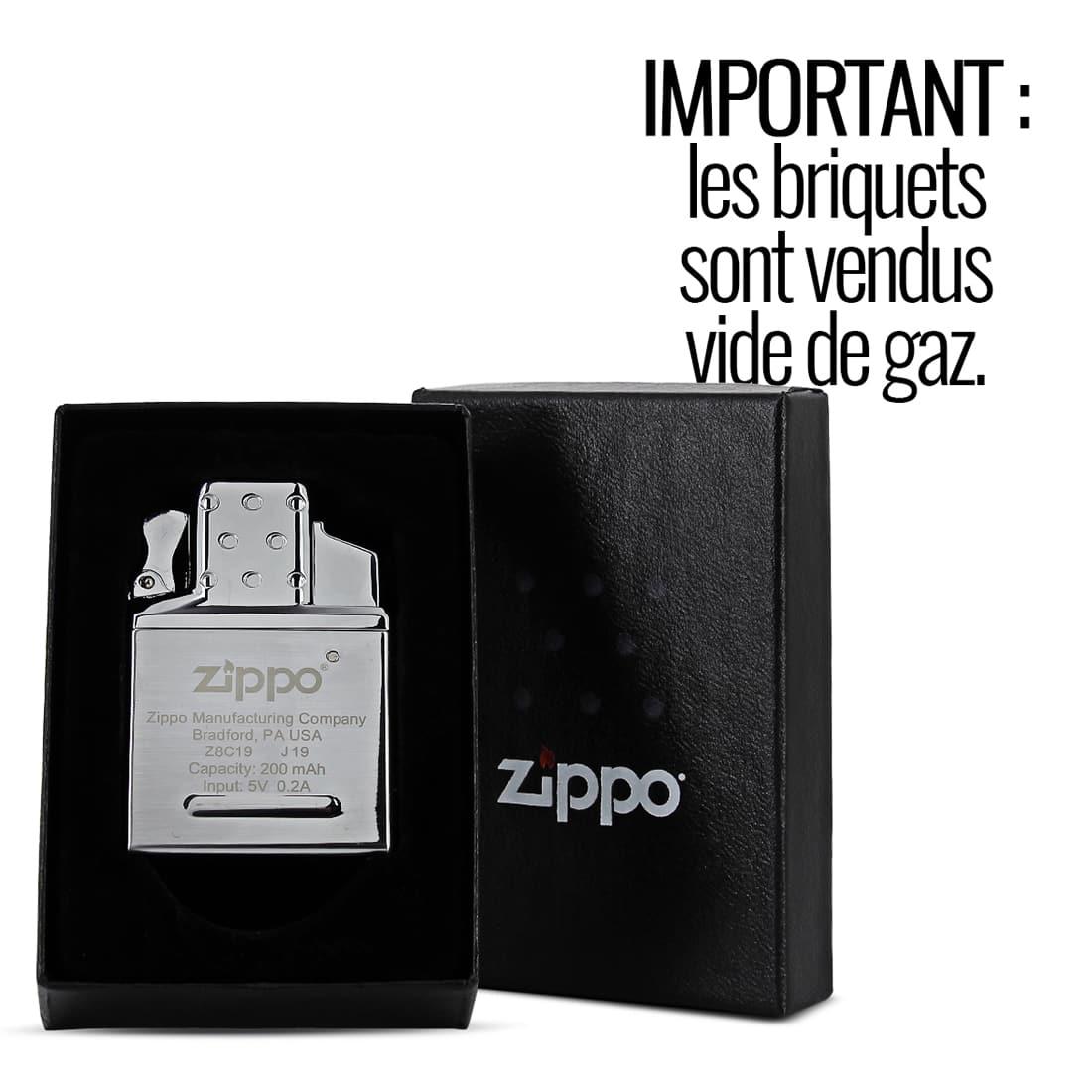 Photo #4 de Zippo Insert Double Flamme Torche