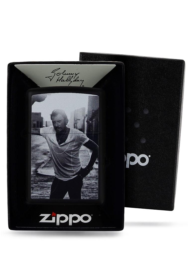 Photo #4 de Zippo Johnny Hallyday 974