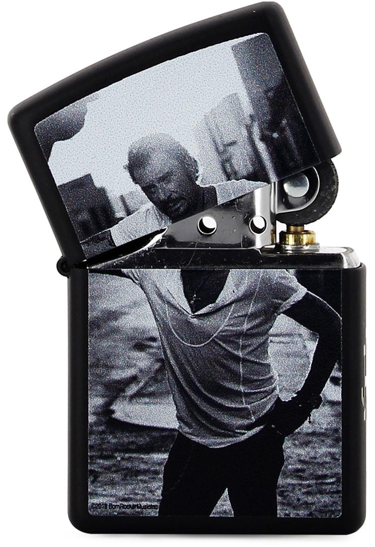 Photo #1 de Zippo Johnny Hallyday 974